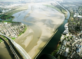Aerial view from Silver Jubilee (Hi res)