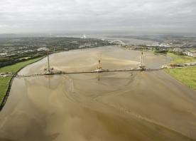 Mersey Gateway Bridge – October 2016