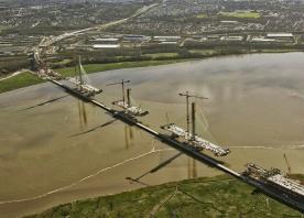 Mersey Gateway Bridge – March 2017