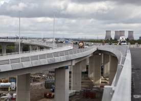South Approach Viaduct – August 2017