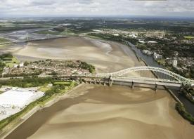 Silver Jubilee and Mersey Gateway Bridges – July 2017
