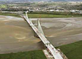 The Mersey Gateway Bridge – July 2017