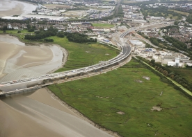 North Approach Viaduct – August 2017