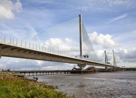Mersey Gateway Bridge – October 2017