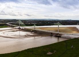 Mersey Gateway- Panoramic 14 October 2017