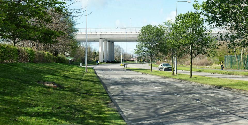 Astmoor viaduct
