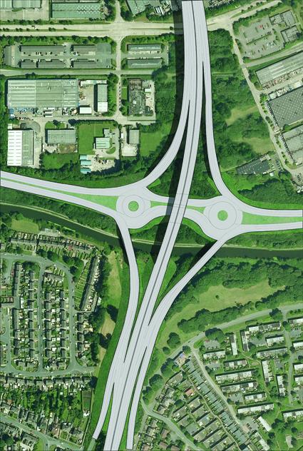 Merseylink's new proposal for Bridgewater Junction