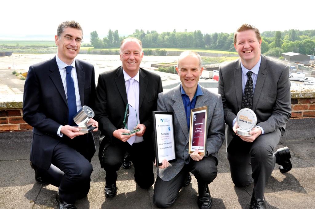 Mersey Gateway award success May 2014