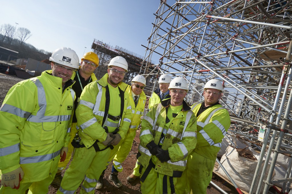 Local Runcorn apprentices David and Paul join the Merseylink team